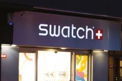 Swatch-devanture