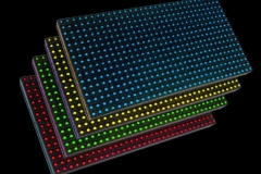 Plaques-LED