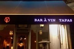 Bar-à-vin-tapas
